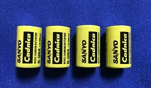 4-of-SANYO-N-500A-2-3A-NiCd-1-2v500mAh-For-assemble-battery-Pack-Electrics-SALE