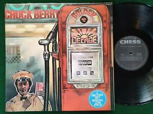 CHUCK-BERRY-Golden-Decade-Vol-3-2-LP-039-s-Gatefold-near-mint-Aust-Press