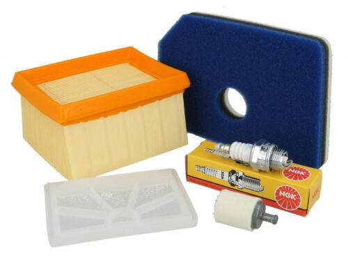 Service Kit  makita petrol saw air filter  fuel filter  spark plug spare parts