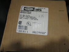 Hubbell 5100r9w 100 Amp 120208 Volt 4 Pole 5 Wire Pinampsleeve New Ps18