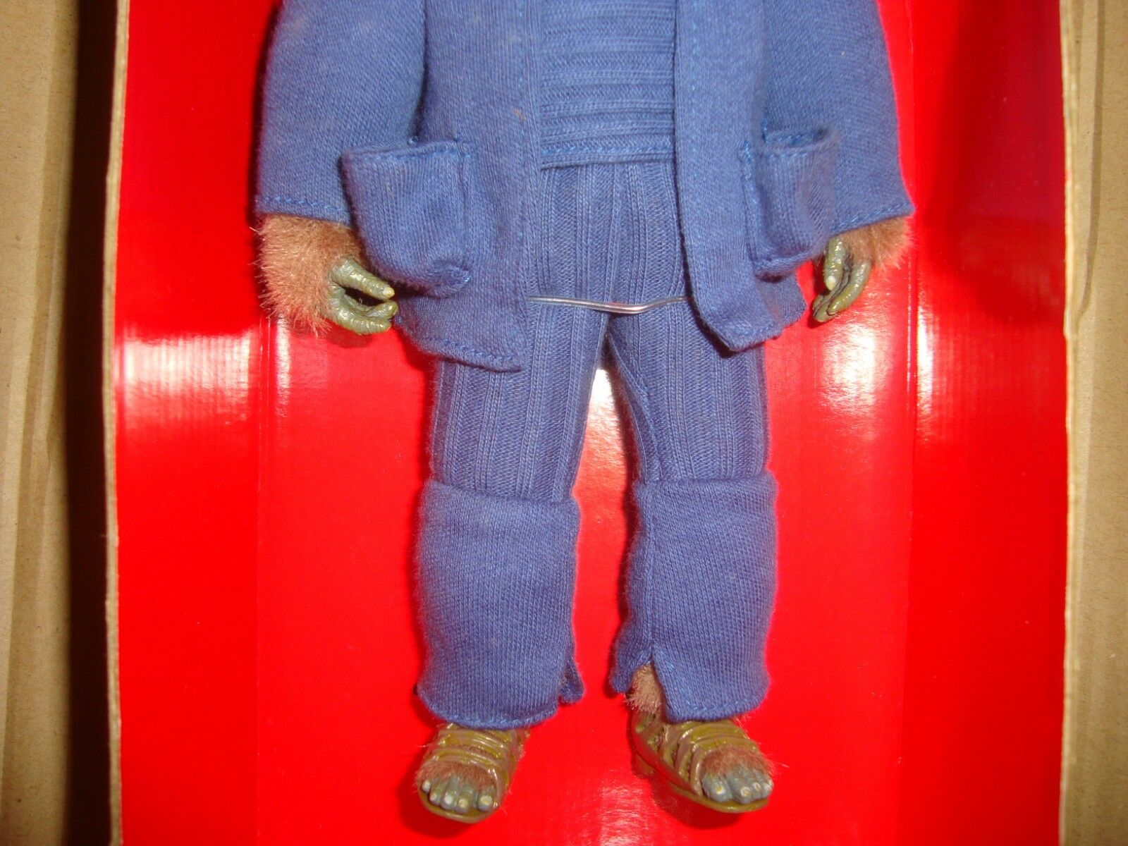 PLANET OF THE THE THE APES FIGURE LIMBO JUN PLANNING CO. 2001 392ab1