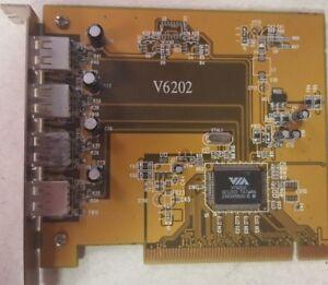 DRIVER: VIA VT6202 USB