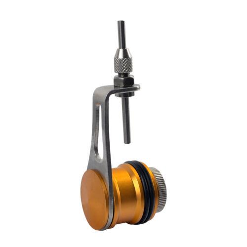 Fishing Bobbin Knotter GT Line Wire Knotting Tool Fishing Winder Machine ♞
