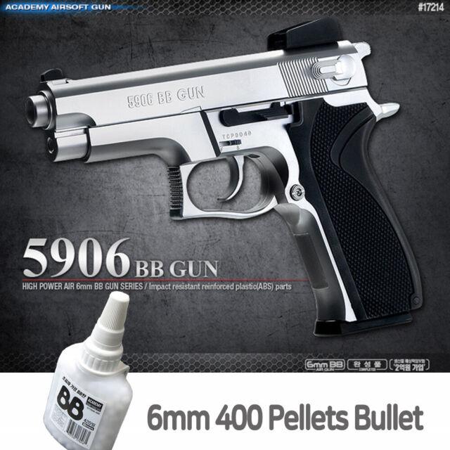 Models & Kits Pellets Academy 4 MAGNUM Handgun Pistol