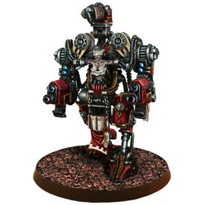 Details about 1x Mechanic Adept Female Castellan-Type Walker - Wargame  Exclusive