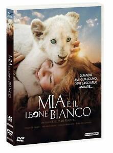 Dvd-Mia-e-il-Leone-Bianco-2019-NUOVO