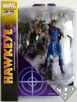 Classic Hawkeye Marvel Select 7 Inch Action Figure 2014