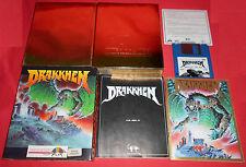 Amiga Drakkhen [NON TESTE] Commodore 500 1200 2000 *JRF*