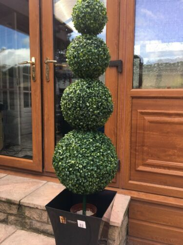 2x Quadruple Artificial Ball Trees