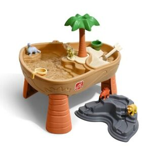 De D'eau Step2 Et Sable Table Kids 733538874590 Dig Play Dino CTqwdIxg