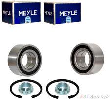 2x Radlagersatz für Radaufhängung Hinterachse MEYLE 300 334 1105