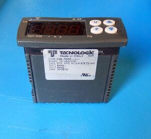 Grosses Soldes Thermoregulator/termostato K38 Ascon Tecnologic - Art.k38-ferr . Approvisionnement Suffisant