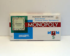 Vintage Monopoly Still Sealed -- Orignal Price Tag
