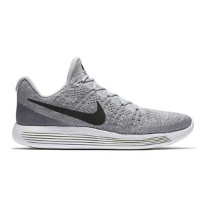 b4d75d3858c3 Nike Lunarepic Low Flyknit 2 Mens Running Trainers 863779 SNEAKERS ...