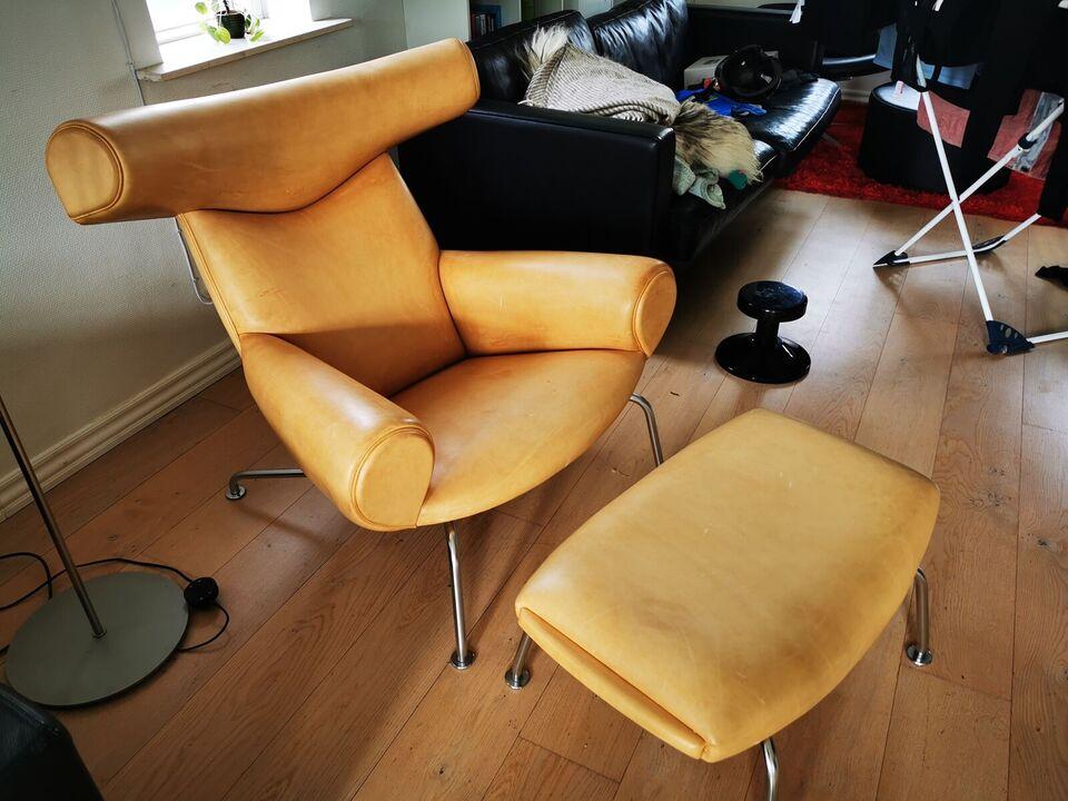Erik Jørgensen, Ox Chair, Lænestol