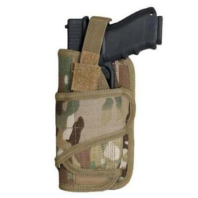 Multicam Cyclone Vertical-Mount Modular Holster Left - One Size Fits Most
