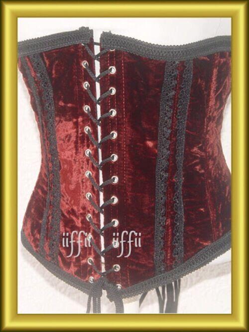Bustino corsetto seno fuori insieme con tg.,3456