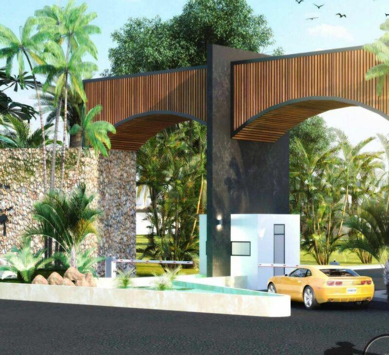 Terreno en venta 100% Urbanizado en Telchac Puerto  Mérida