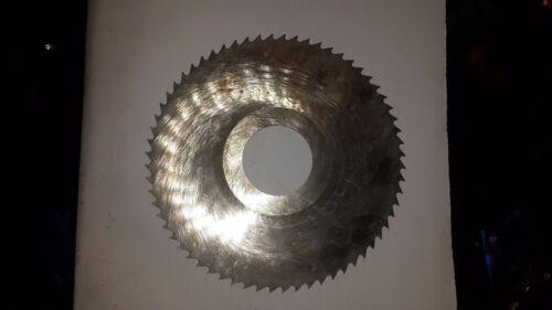 Slitting Slotting Blade Saw Milling Cutter 80x1.0x22 mm HSS USSR Lot 10pcs+