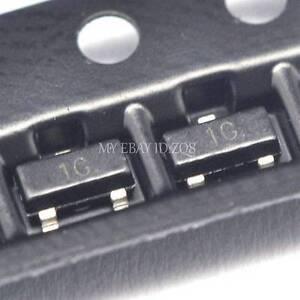 100PCS-BC847C-1G-NPN-SOT-23-SMD-transistor