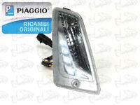 FRECCIA LED ANTERIORE DX 1D000475 ORIGINALE PIAGGIO VESPA GTS & TOURING 300 2014