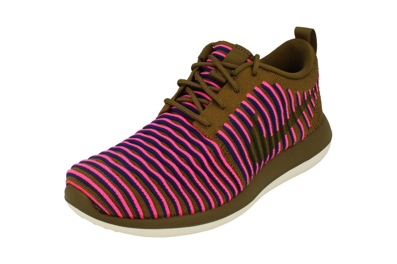 uk availability 60a42 e760d Nike Donna Donna Donna Roshe Due Flyknit Scarpe da Corsa 844929 Scarpe da  Tennis 300 ec250b