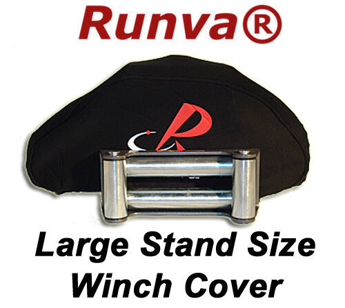 Large ON SALE New Runva Off-Road 4x4 Universal Winch Cover