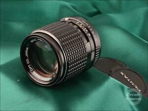 Pentax SMC-M 135mm f3.5 - Mint - 1361