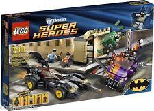 Lego ® Super Heroes-Batman-Batmóvil y two face persecución 6864 nuevo & OVP