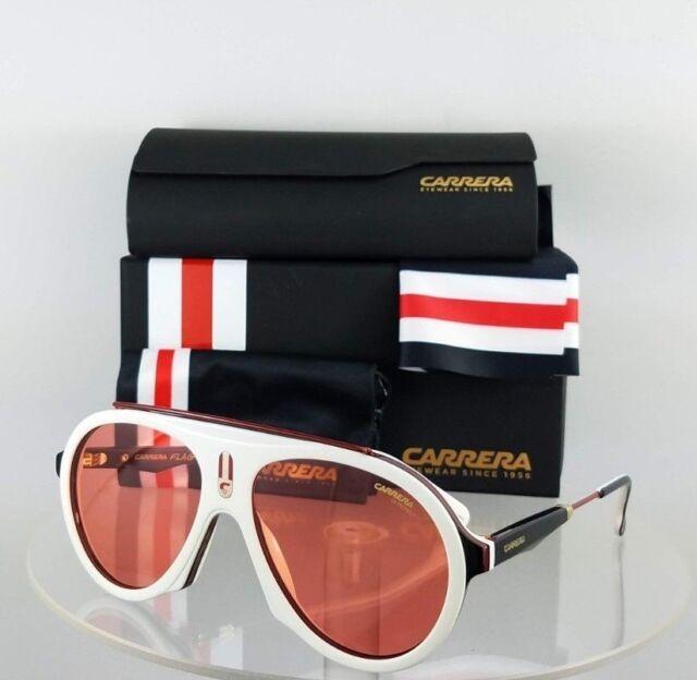 e2124b0d20 Brand New Authentic Carrera Sunglasses FLAG 7DMW9 Special Edition 57mm Frame