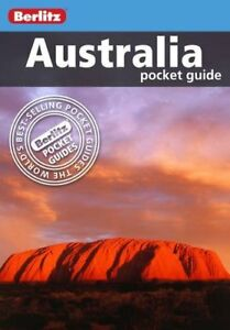 Very-Good-9812684913-Paperback-Berlitz-Australia-Pocket-Guide-Berlitz-Pocket-G
