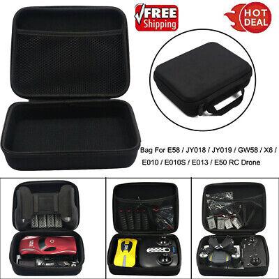 E58//JY018//JY019//GW58 Foldable Arm RC FPV Drone Handbag Carrying Case Box Bag