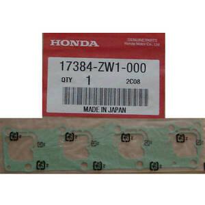 17384-ZW1-000 Honda Marine Carburetor Muffler Plate Gasket for BF75A and BF90A