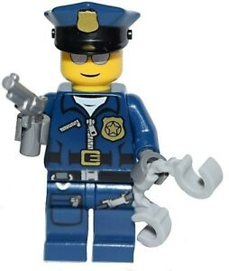☀️NEW LEGO Collectible Minifigure Police Officer Cop ...