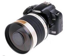 Universal 500mm f/6.3 Telephoto Mirror Lens for Canon Nikon Sony Pentax Olympus