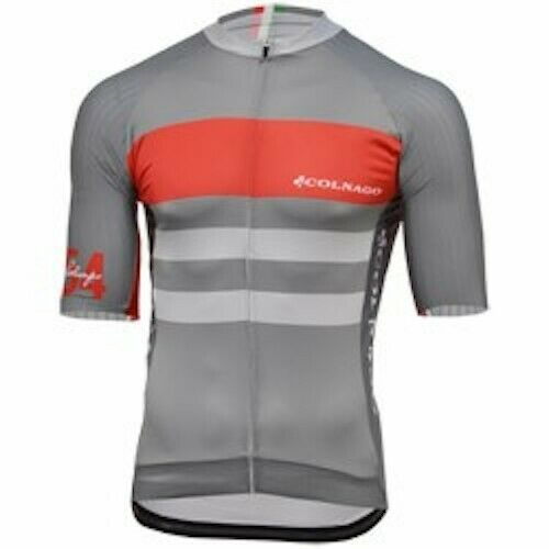 MAGLIA COLNAGO SPEED RACE grey red