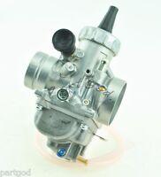 Vm24 Roundslide Carburetor For Yamaha Dt100 Enduro