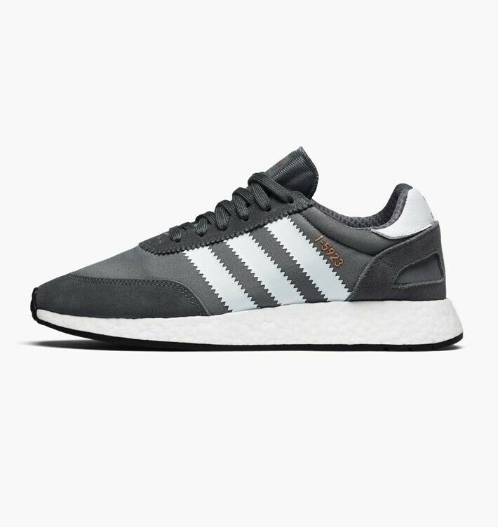 Men's adidas I-5923 shoes - Grey - BB2089