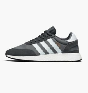brand new aa5b5 90dc6 Image is loading Men-039-s-adidas-I-5923-Shoes-Grey-