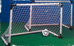 Mondo-Mini-Fussballtor-Set-Minitor-2-Tore-amp-Miniball-Fussballtore-Tore-K
