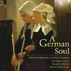a German Soul Devotional Music From 17thcentury Hamburg Audio CD