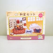 Rare Sylvanian Families JAPANESE HOME SET C38 retired Rare Epoch Calico Critters