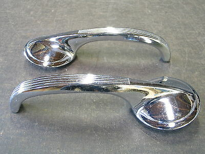 INTERIOR DOOR HANDLES CHEVROLET CARS 1949 1950 1951 1952 1953 1954 1955 56 57