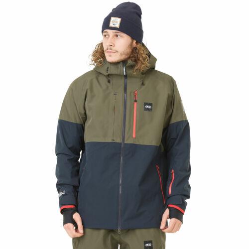 Picture Stone Jacket Men/'s Snowboard Ski Jacket Ski Winter Waterproof MVT259