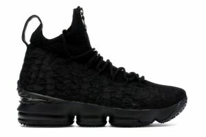 dff78bffa8d0 Nike LeBron 15 XV Performance KITH Suit of Armor Black NEW With Box ...