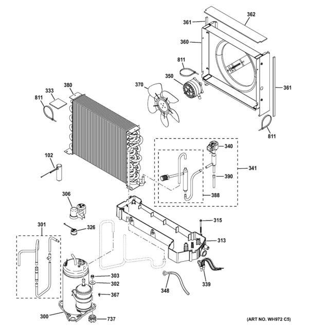 oem ge geospring water heater eev coil kit ws35x21241 ebay Water Heater Installation new oem ge geospring water heater eev coil kit ws35x21241
