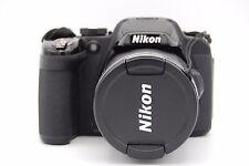 Nikon Coolpix P520 18.1MP 3.2''Screen 41.7x Zoom Digital Camera BLACK W/ BATTERY