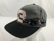 VINTAGE DALE EARNHARDT 2001 GOODWRENCH BUCKET  HAT CAP NWT CHASE RARE NASCAR