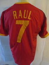 España 2002-2004 Raul 7 Home Football Shirt Tamaño Grande / 34263
