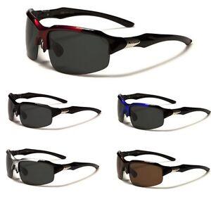 6e4b916f189 Polarized Men s Womens Wrap Around Sunglasses Fishing Golf Running ...